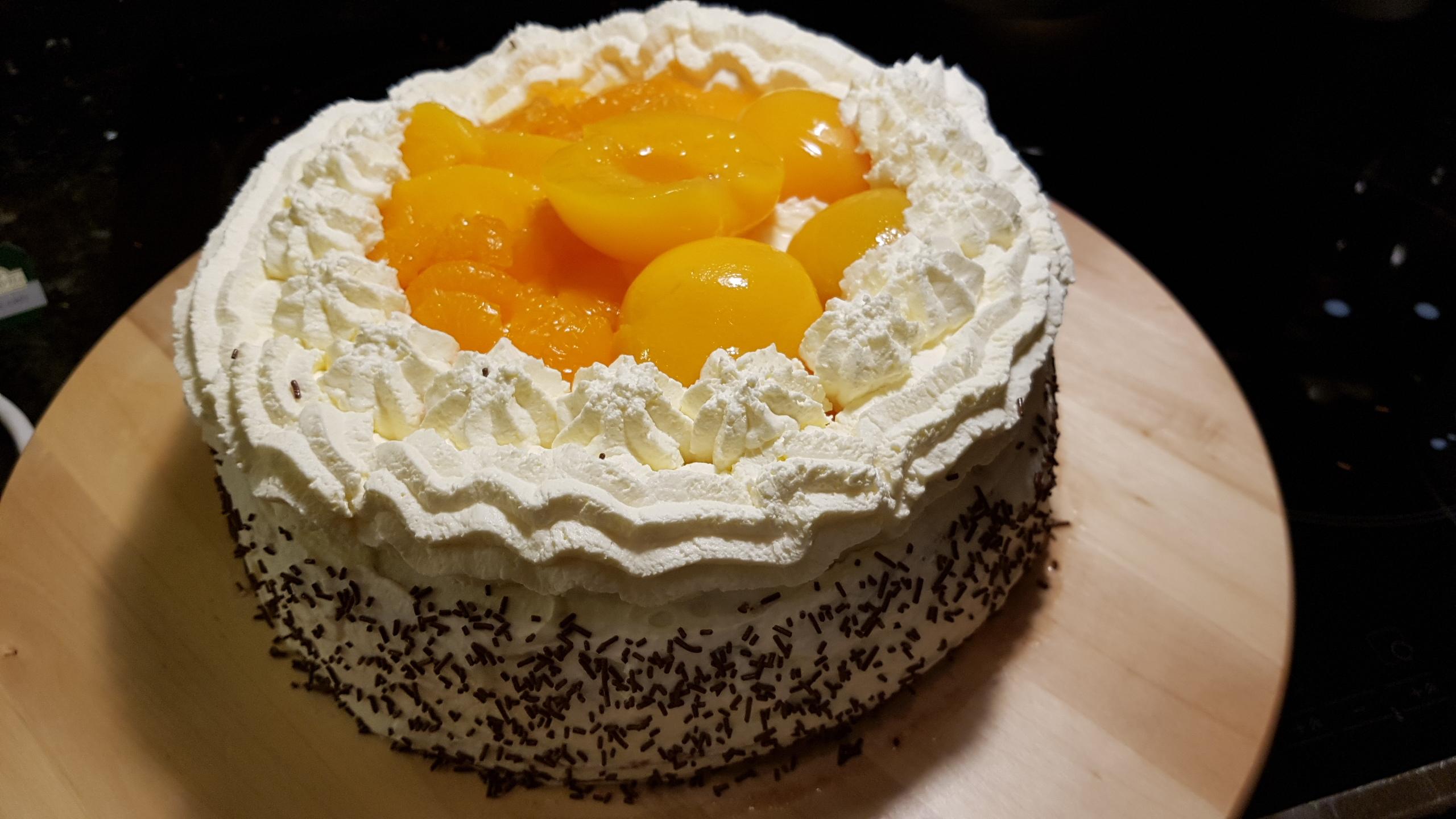 Snabblagad och enkel cheesecake